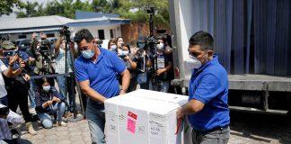 vacunas El Salvador