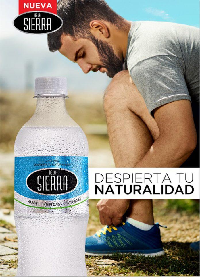 Agua de La Sierra calidad y purificacion que despiertan tu naturalidad
