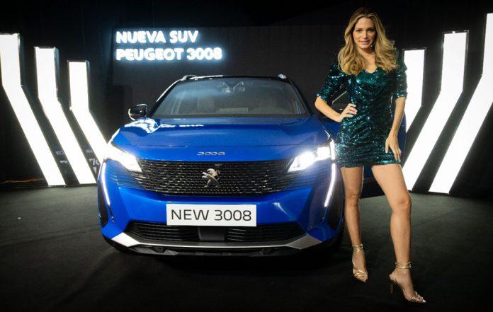 Alison Roca imagen de Peugeot