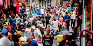 Brasil colapso sanitario