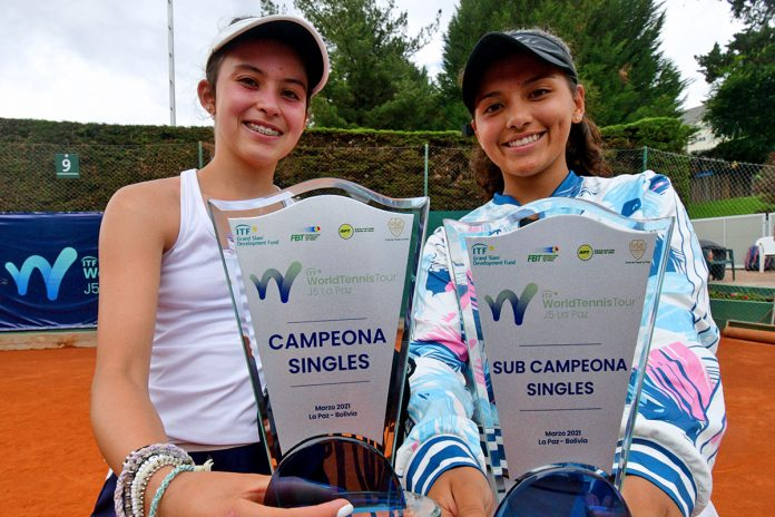 Catalina Padilla y Camila Miranda
