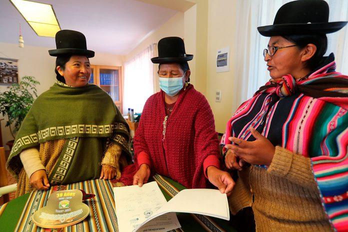 Centro de Desarrollo Integral de la Mujer Aymara