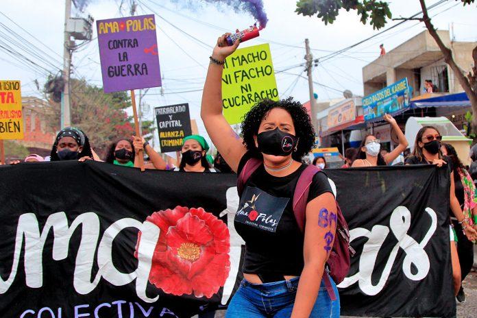 Día Internacional de la Mujer Colombia