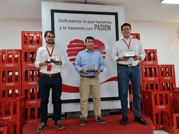 EMBOL Coca Cola es lider por 5ta vez en Reputacion y RSE en el Ranking MERCO