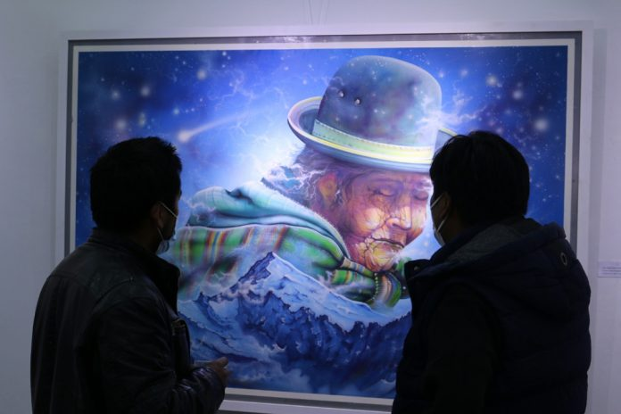 Exposicion de arte
