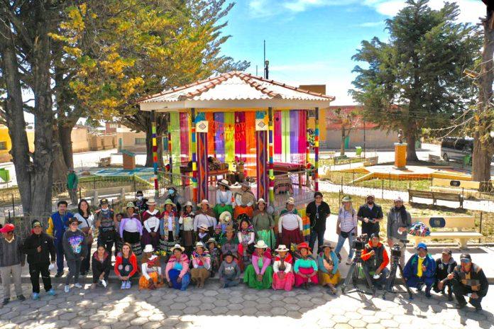 Huari enfoca sus esfuerzos a revitalizar los oficios de origen boliviano