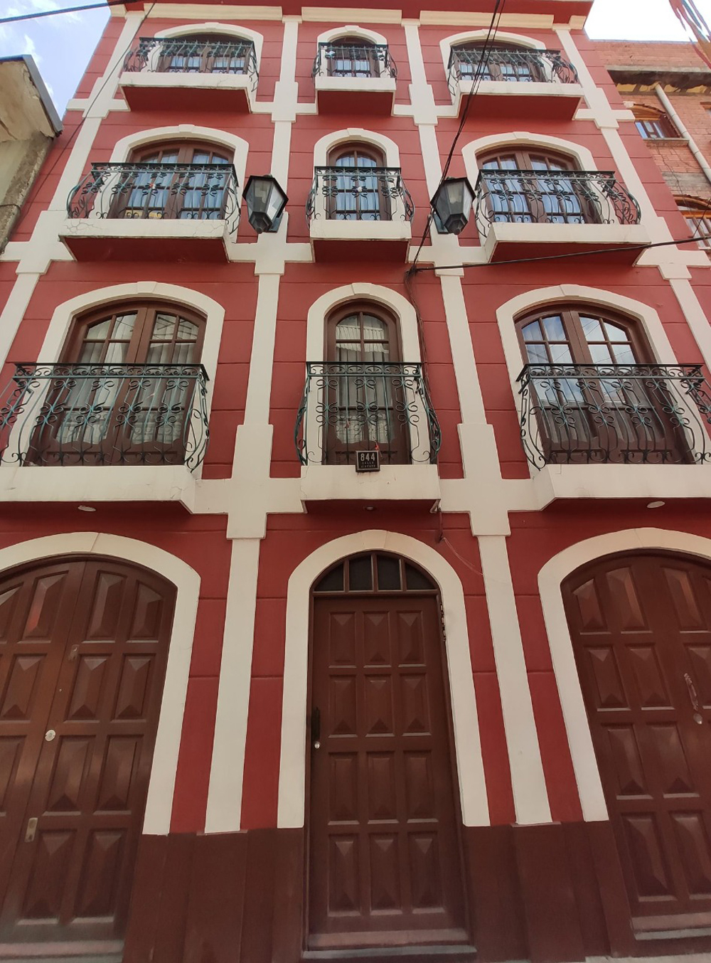 La restauracion de fachadas patrimoniales
