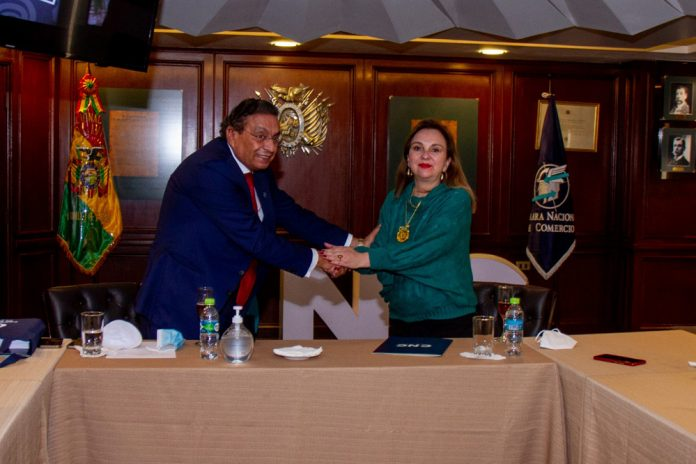 Mayor reconocimiento de la Camara Nacional de Comercio