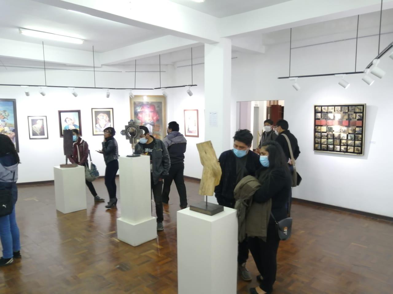 Museo Antonio Paredes Candia de la ciudad de El Alto