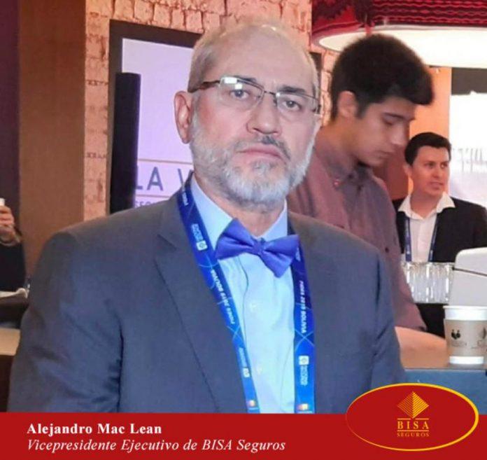 Vicepresidente Ejecutivo de BISA Seguros destaca el gran trabajo de sus colaboradores