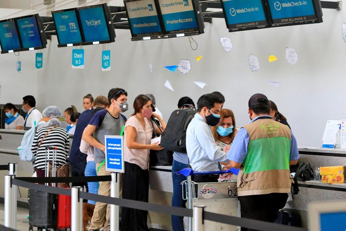aeropuerto Santa Cruz