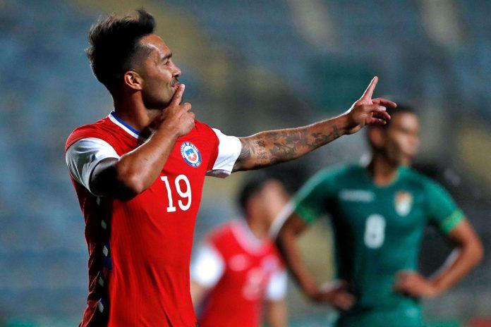 amistoso Chile vs Bolivia