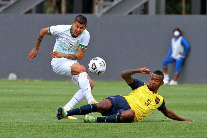 amistoso Ecuador vs Bolivia