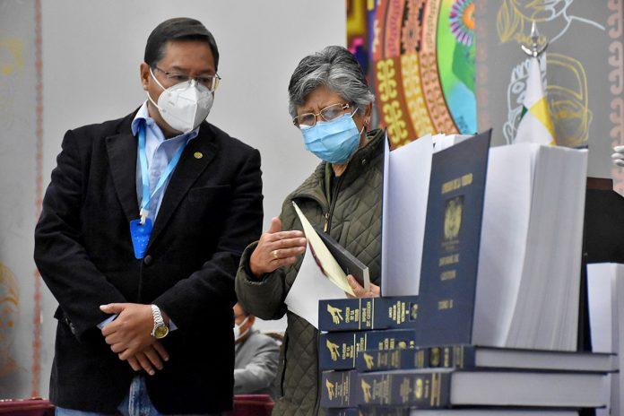 dictaduras en Bolivia