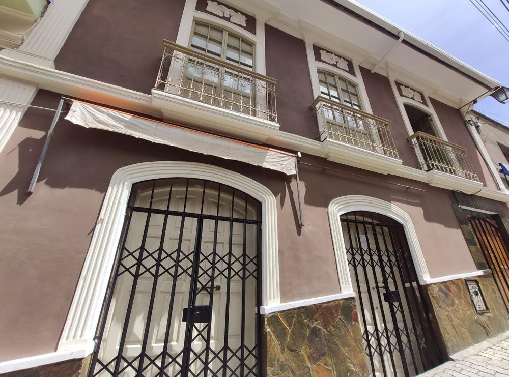 preservacion y restauracion de fachadas patrimoniales del circuito antiguo