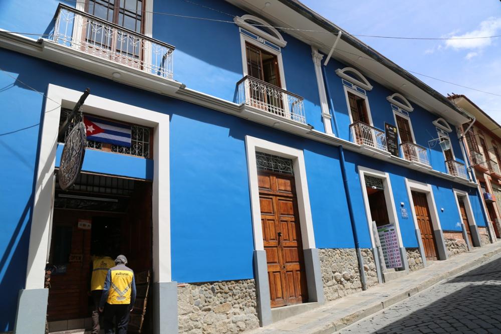 restauracion de fachadas patrimoniales