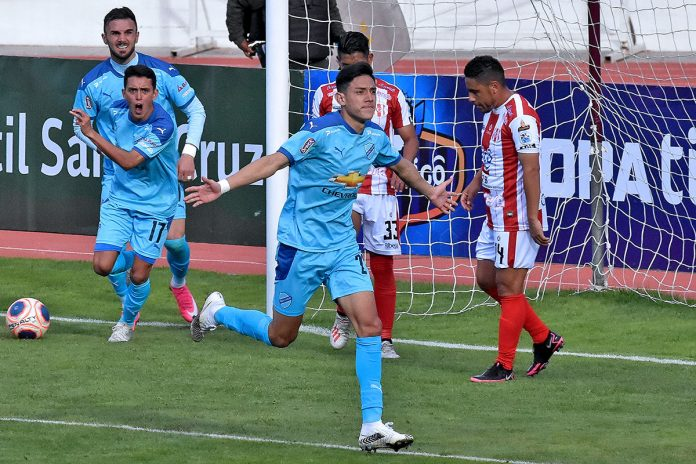 Bolívar vs Independiente Petrolero