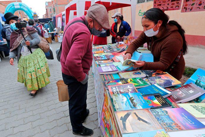 Feria Cultural del Libro