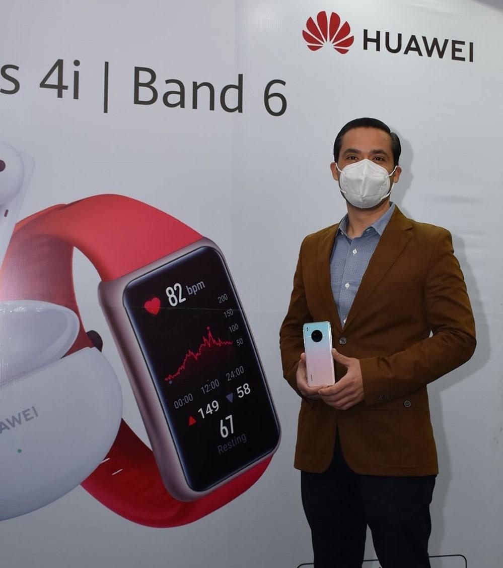 Huawei impulsa la democratización de la tecnología - JORNADA