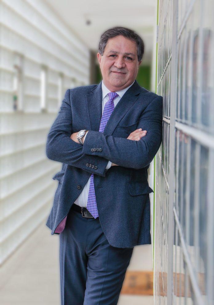 Jorge Kuljis fundador de SIntesis