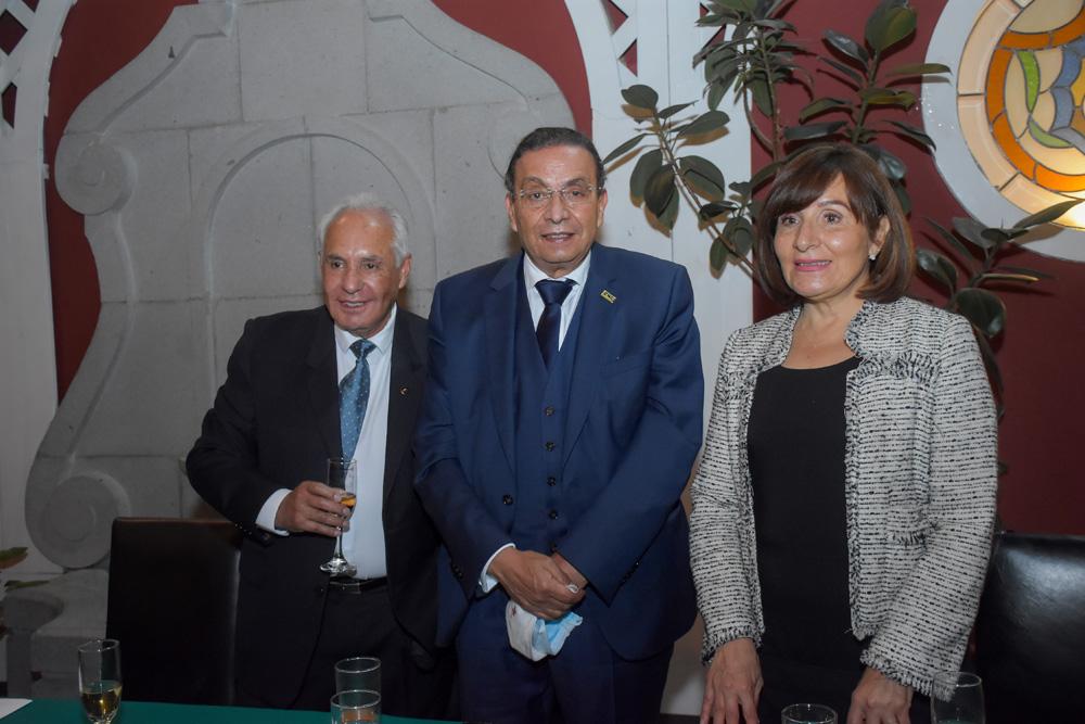 Jorge Sanchez Rolando Kempff Cinthia Aramayo