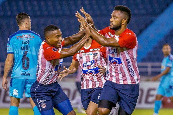 Junior de Barranquilla vs Bolívar