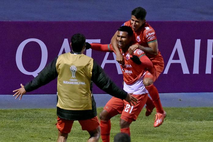 Nacional Potosí vs Guabirá