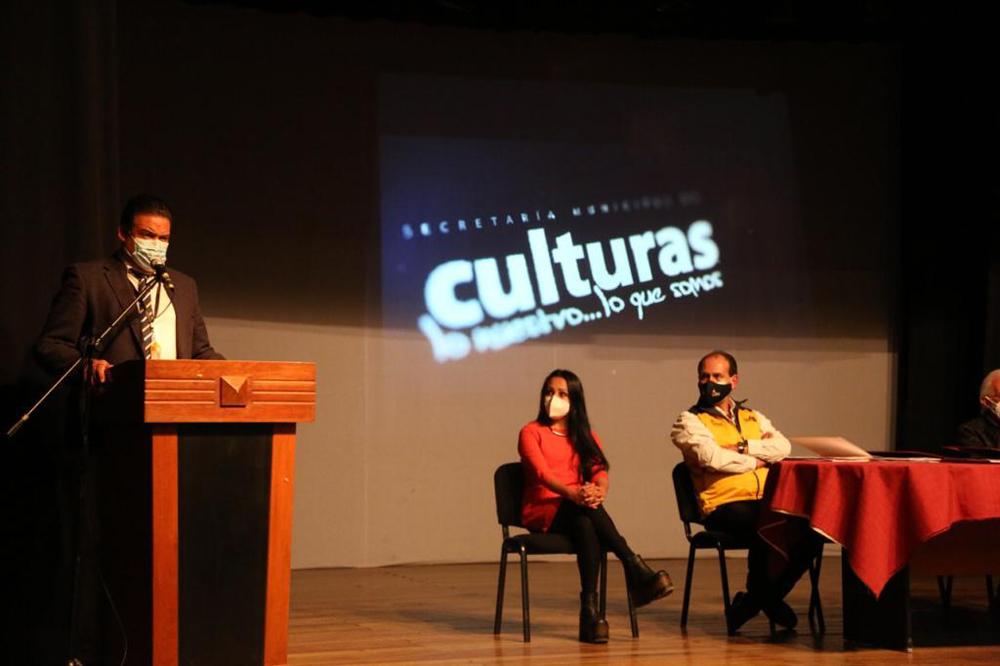 Plan Estrategico de las Culturas y las Artes