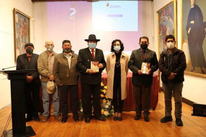 Presentacion del libro en homenaje al Potojsi