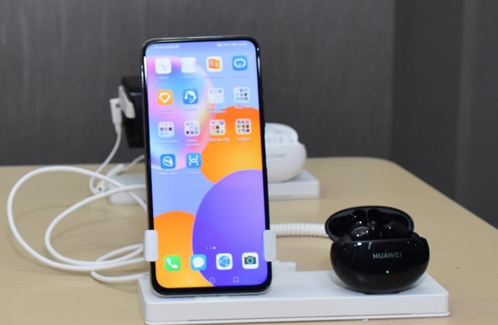 Smartphone Y9A los audifonos inalambricos FreeBuds 4i 1