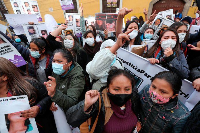 activistas piden justicia