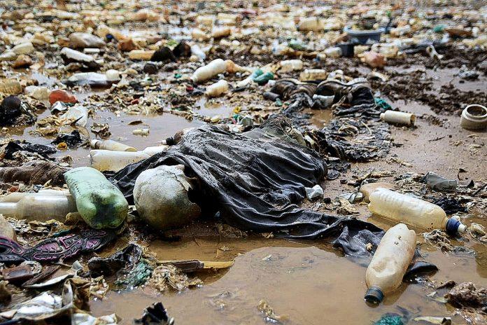 cadáver lago Uru Uru