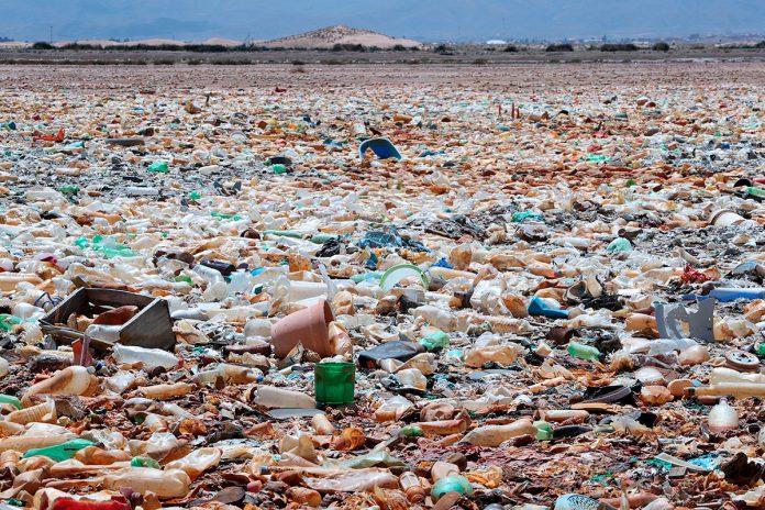 contaminación lago Uru Uru