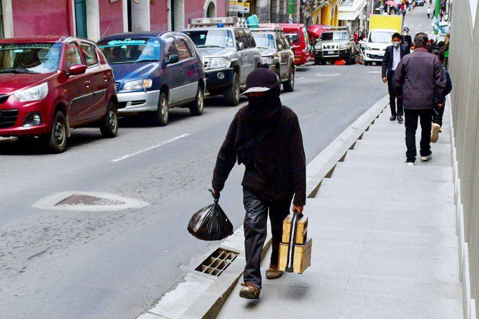 lustrabotas La Paz