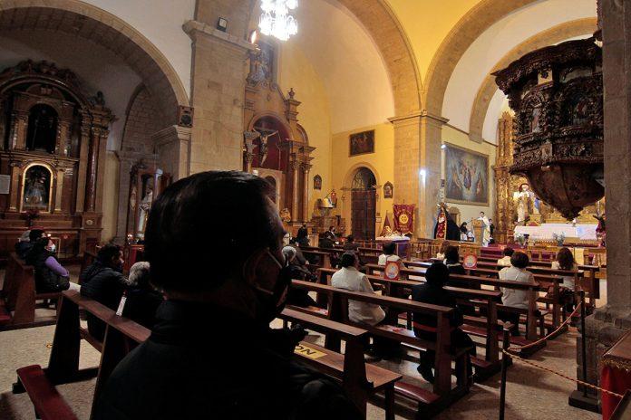 misa Jueves Santo