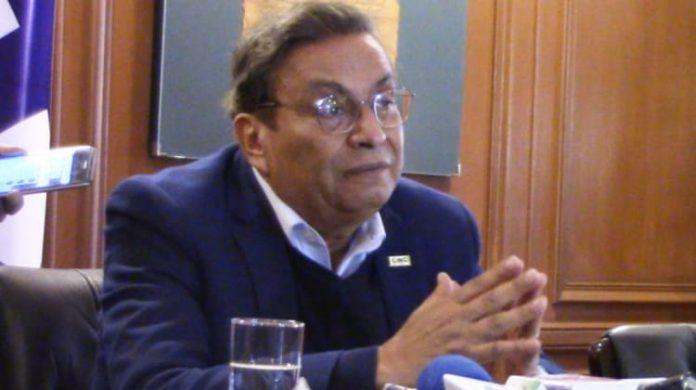 presidente de la CNC Bolivia Rolando Kempff