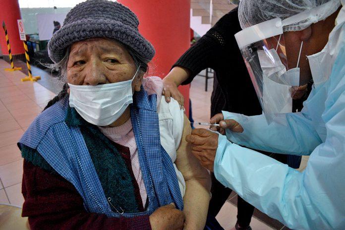 vacunación El Alto
