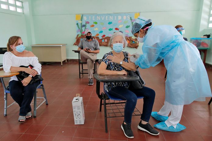 vacunación covid-19 Panamá