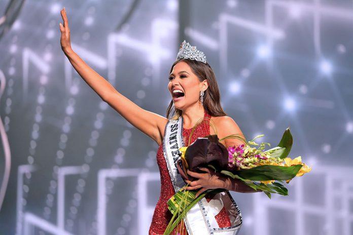 Andrea Meza coronada Miss Universo