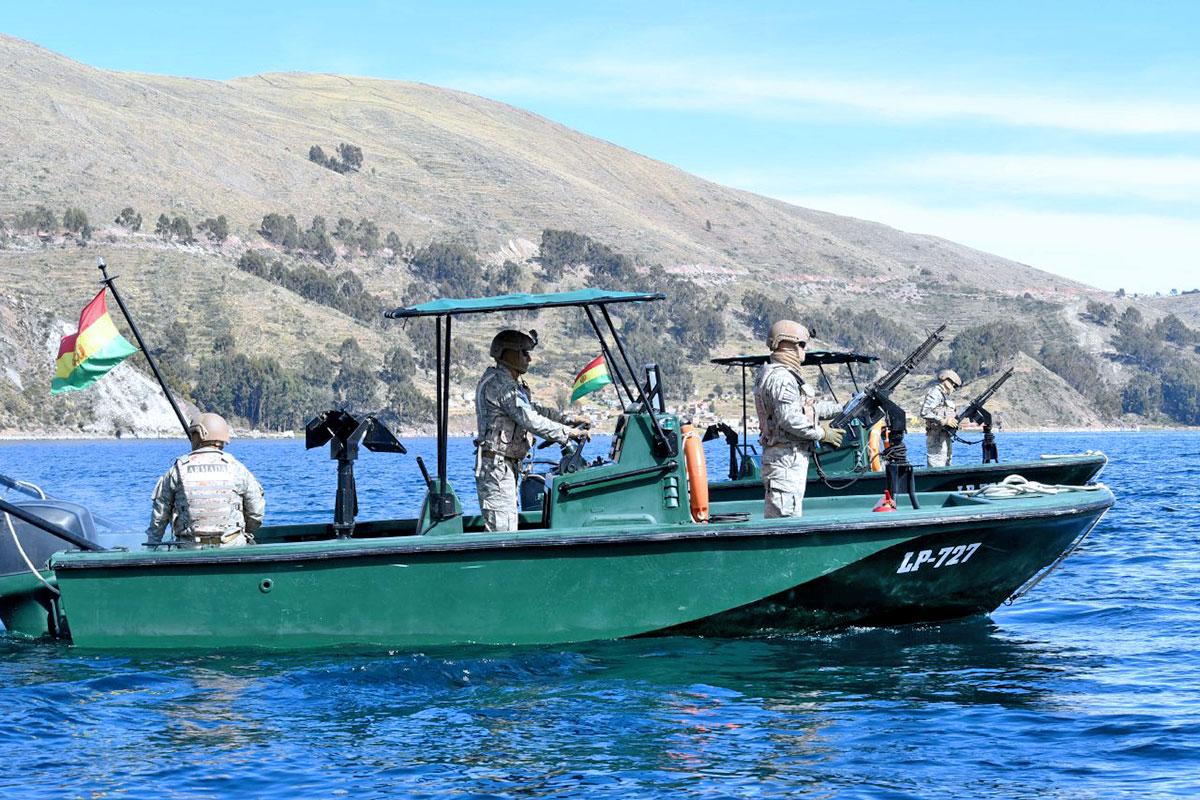 Armada Boliviana 08