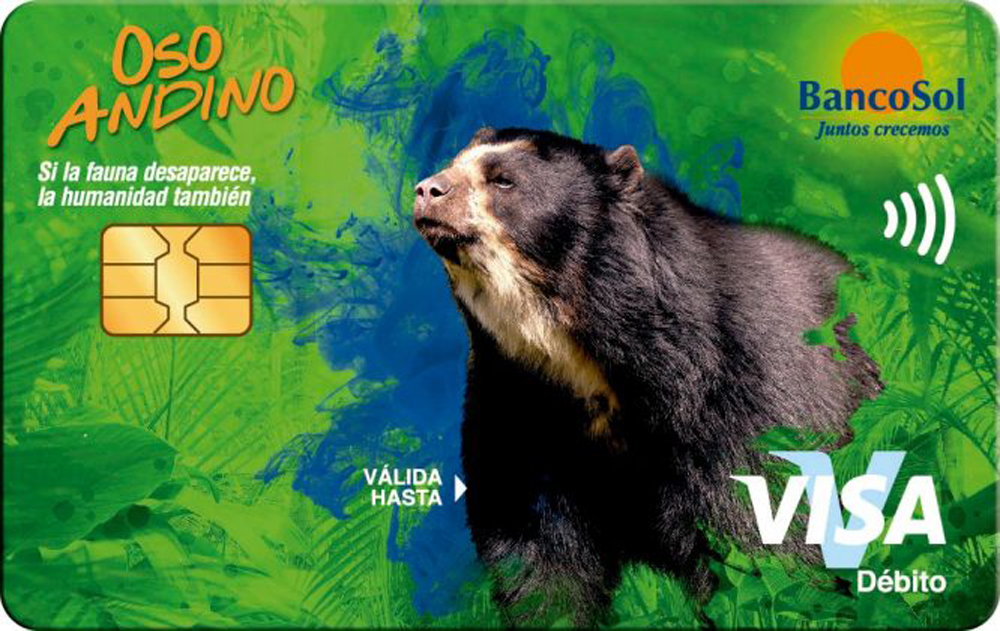 BancoSol tarjetas de debito