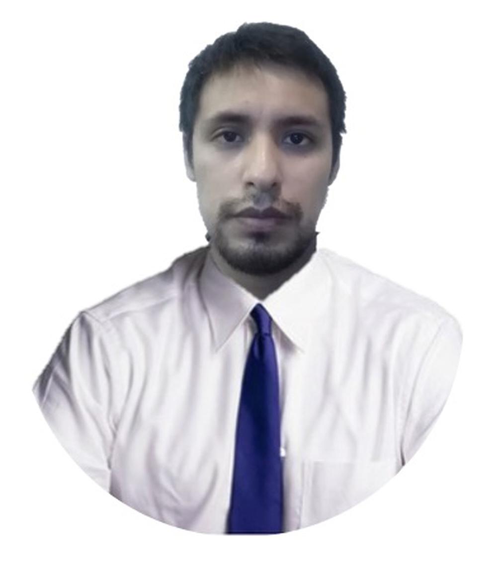 Claude Swith Burgosgraduado carrera de Ingenieria Electromecanica UPB
