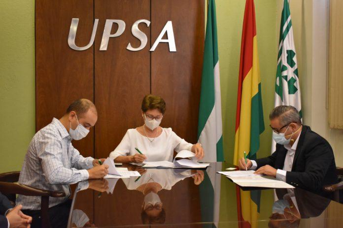 Convenio de cooperacion entre la UPSA y Siemens