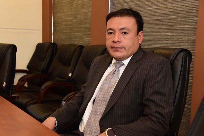 Danilo Velasco Presidente de CANEB