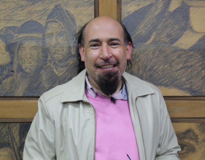 El arquitecto Ovidio Salvatierra es el nuevo director de Patrimonio Cultural de la Alcaldia pacena