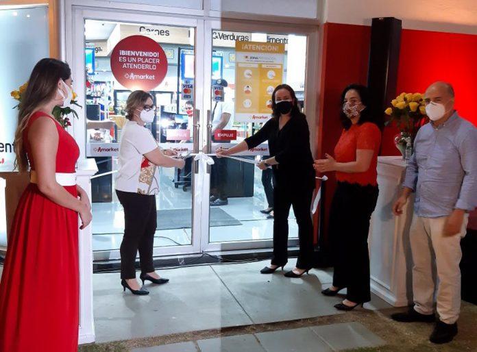 Farmacorp inaugura Amarket en Santa Cruz