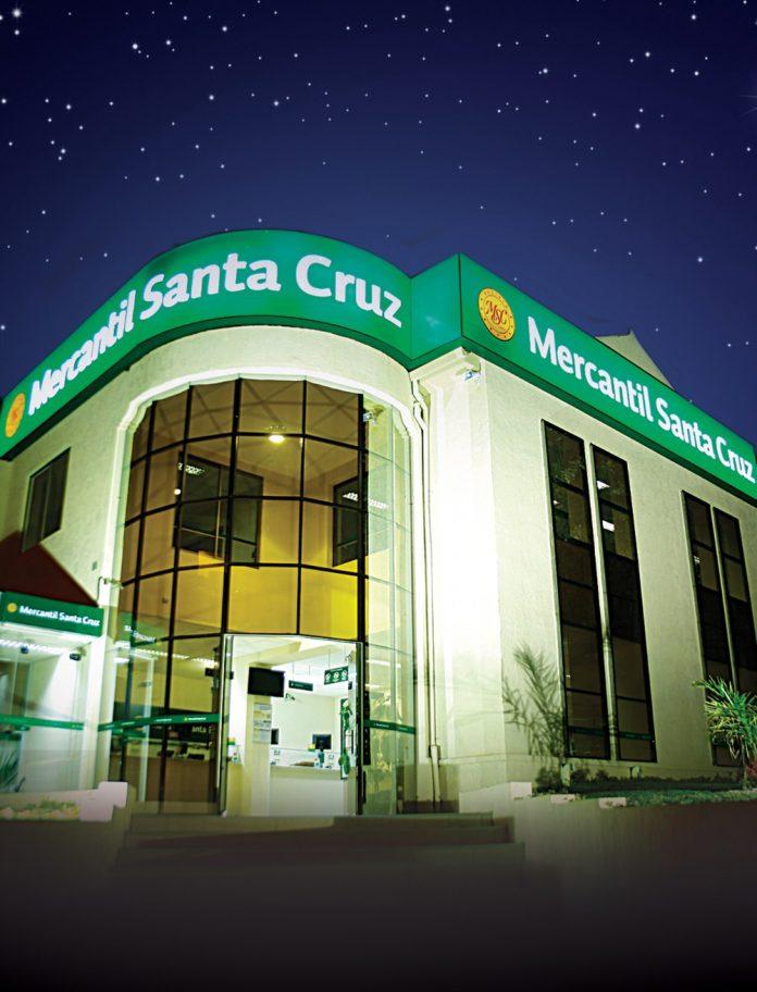 Fintech Americas reconoce al Banco Mercantil Santa Cruz