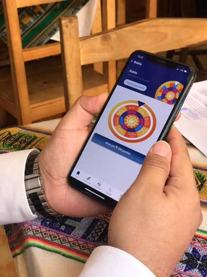 GanaSol lleva a traves del juego y recompensas al uso de la Banca digital