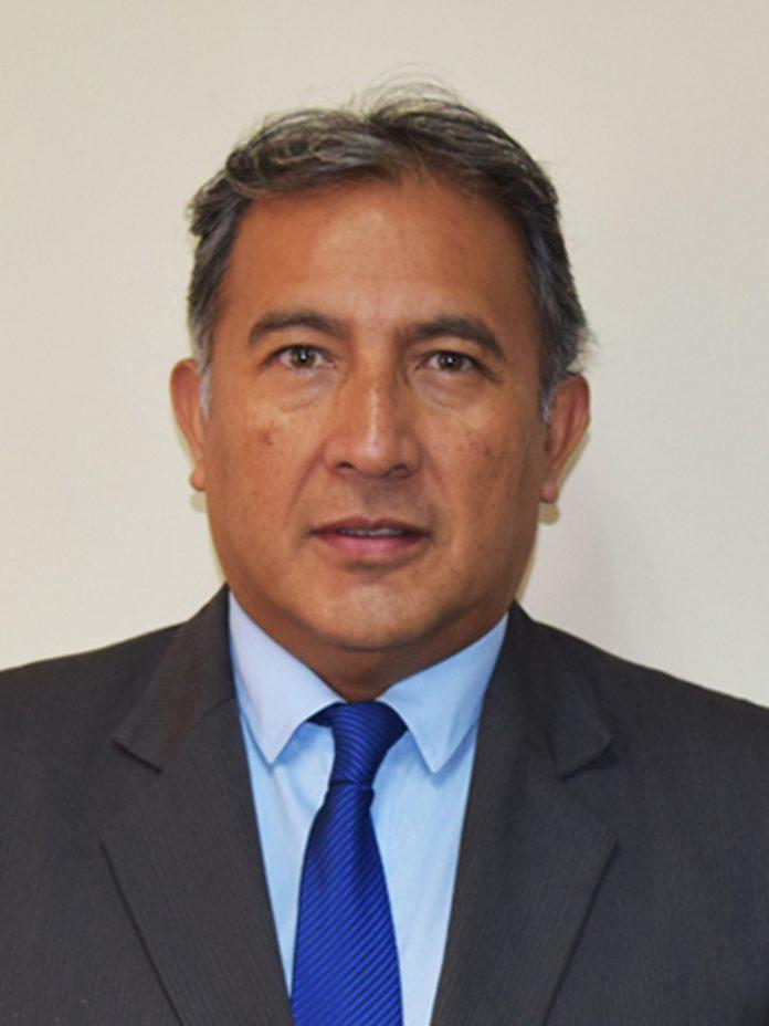 Grover Zurita Director Laboratorio de Innovacion Tecnologica Industrial y Robotica LITIR