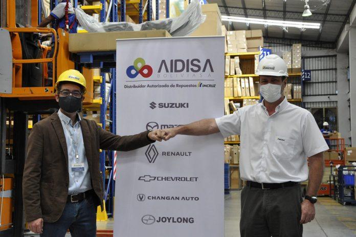 Imcruz mediante una alianza estrategica con la empresa Aidisa